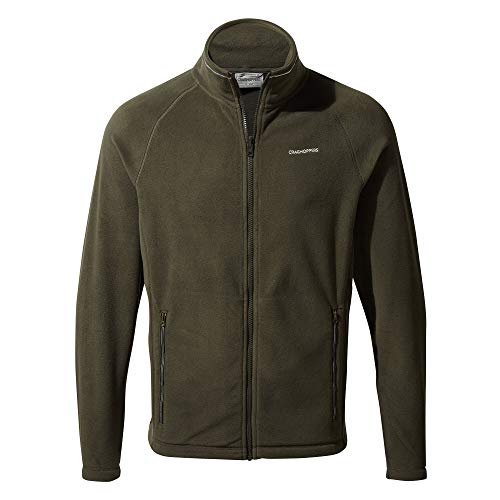 Craghoppers Polaire homme Selby I/A Vert XXL