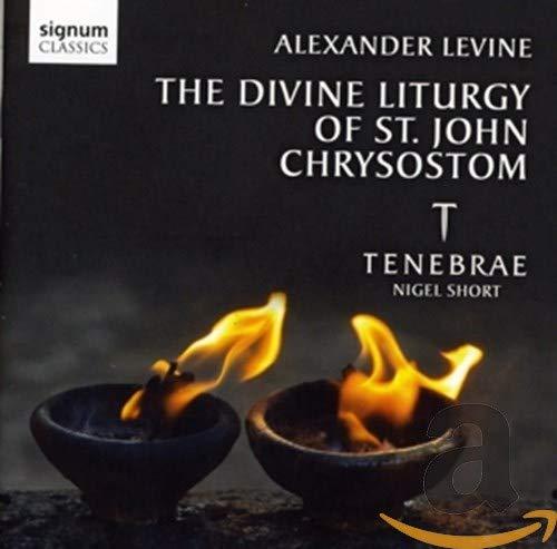 Levine: Liturgy of St John Chrysostom: Tenebrae