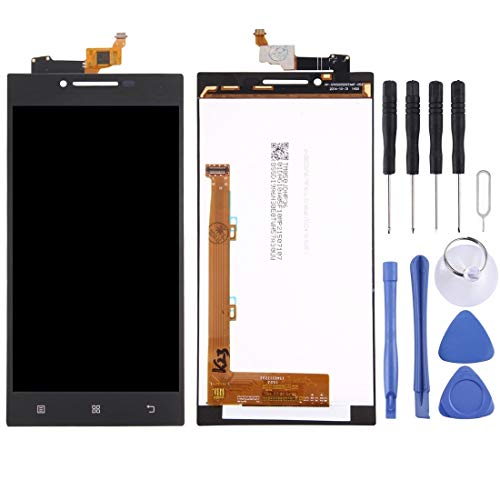 Wangl ASUS Spare for Lenovo P70 / P70-T 2 in 1 (LCD + Touch Pad) Digitizer Assembly(Black) ASUS Spare (Color : Black)