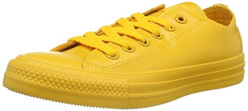 Converse Unisex-Erwachsene Chuck Taylor All Star Rubber Sneakers, Gelb (Yellow/Yellow/Yellow), 42 EU