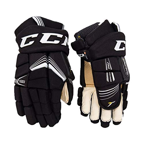 CCM Super Tacks Handschuhe Senior, Größe:15 Zoll, Farbe:Navy