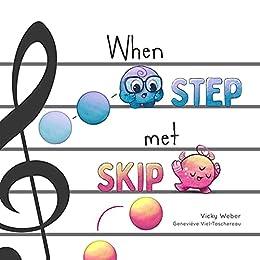 When Step Met Skip by [Vicky Weber, Geneviève Viel-Taschereau]
