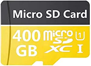 400GB Micro SD SDXC Memory Card High Speed Class 10 Micro SD Adapter (400GB)
