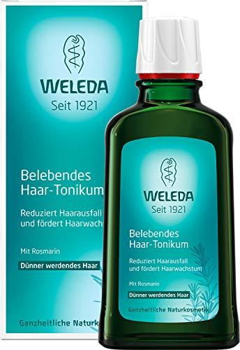 WELEDA Belebendes Haar-Tonikum, Naturkosmetik Haaröl zur Vermeidung von Haarausfall und Förderung von Haarwachstum, Pflege für kräftiges Haar und eine gesunde...