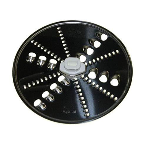 Bosch Siemens 650963 00650963 ORIGINAL Disque à râper Disque à raboter Planer Coarse z.T. MCM12 MCM20 MCM22 MCM22 MCM50 MCM52 MCM53 MK21 MK22 MK5 robot culinaire aussi coureur 00260841 Gorenje