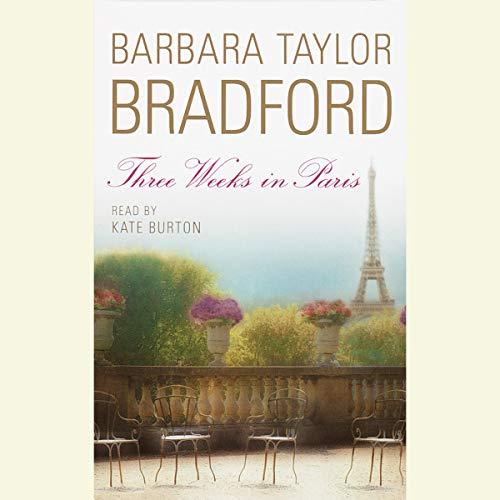 Three Weeks in Paris cover art