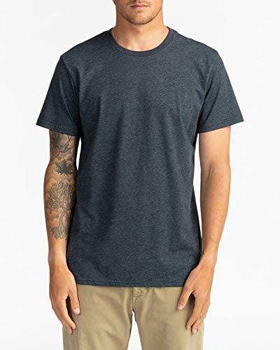 BILLABONG All Day - Camiseta para Hombre Camiseta, Hombre, Navy, S