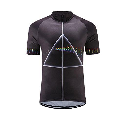 UGLY FROG Bike Wear Radsport Bekleidung Fahrrad Geschenke für Herren - Radfahrer - Mountain-Bike - MTB - BMX - Fixie - Rennrad - Tour - Outdoor - Sport - Urban - Motiv - Spruch - Short Sleeve Top