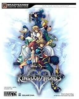 Kingdom Hearts II Strategy Guide