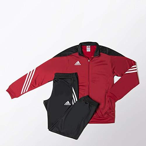 adidas Herren Trainingsanzug Sereno 14 PES, Mehrfarbig (Unired/Black/Wht) , L, D82934