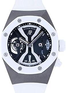 オ-デマ・ピゲ AUDEMARS PIGUET ロイヤルオ-ク コンセプト GMT トゥ-ルビヨン 26580IO.OO.D010CA.01 中古 腕時計 メンズ (W175464)