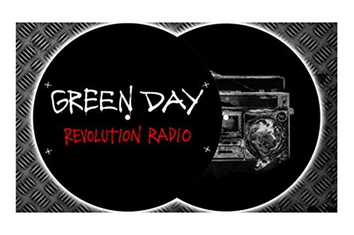 GREEN DAY REVOLUTION RADIO Slipmat/platenspeler