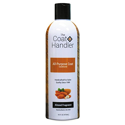 Coat Handler Leave-in Small Pet Conditioner, 16-Ounce