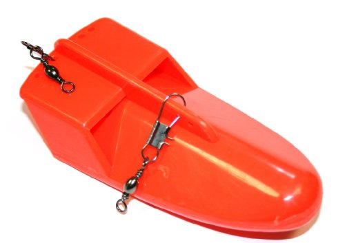 Fladen Trolling - Accesorio para el Cuidado del Carrete de Pesca, Color Naranja, Talla N/A