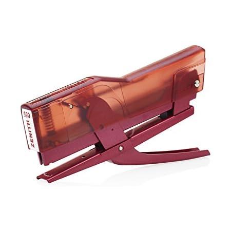 ZENITH 590 MET cucitrice a pinza colore Rosso metallizzato