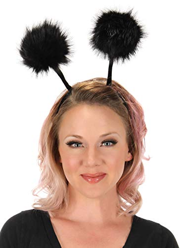 elope Pom Pom Insect Bug Antennae Costume Headband for Adults and Kids Black - http://coolthings.us