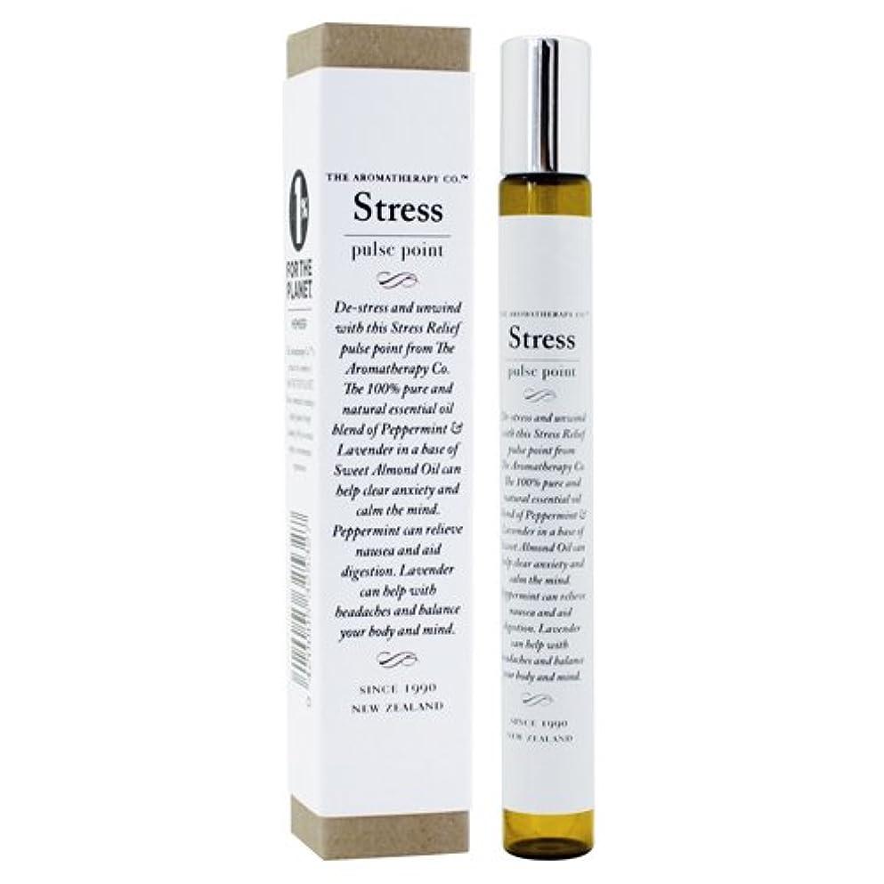 スーダンタンパク質水曜日Therapy Range セラピーレンジ Pulse Pointパルスポイント Stressストレス