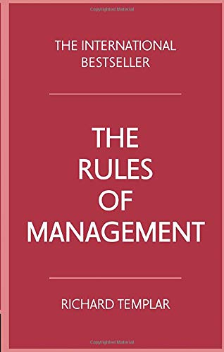 The Rules of Management: Rules of Management