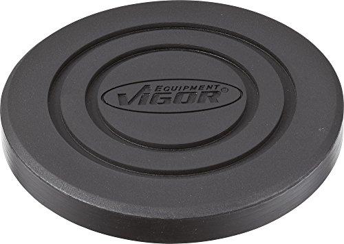 Vigor V2637 rubberen pad voor hydraulische aluminium krik V2480