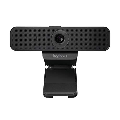 Logitech C925e Business Webcam HD 1080p 78 Blickfeld Autofokus RightLight 2 Technologie Abdeckblende 2 Stereomikrofone Fur Skype Business WebEx Lync Cisco etc PCMac Schwarz