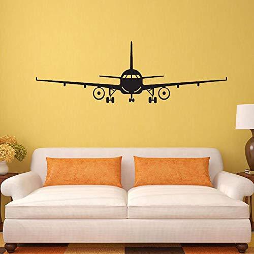 BLOUR creatieve mode vliegtuig vliegtuig muursticker stickers stickers startpagina kinderen slaapkamer decor jongen slaapkamer wanddecoratie sticker