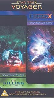 Star Trek Voyager: Killing Game/Equinox [VHS]