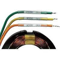 パンドウイット(PANDUIT) 熱収縮チューブ (黒) 収縮前内径6.4φmm(1/4インチ) 長さ1219mm HSTTK25-48-Q (25本セット) NN