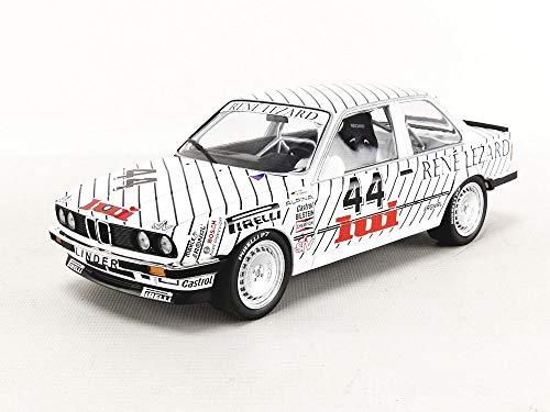 Minichamps 155862644 – modelauto uit de collectie – BMW 325 I-DTM 1986, schaal 1:18, wit