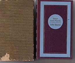 Love Poems of John Donne: Selections. [Great Love Poems Series]