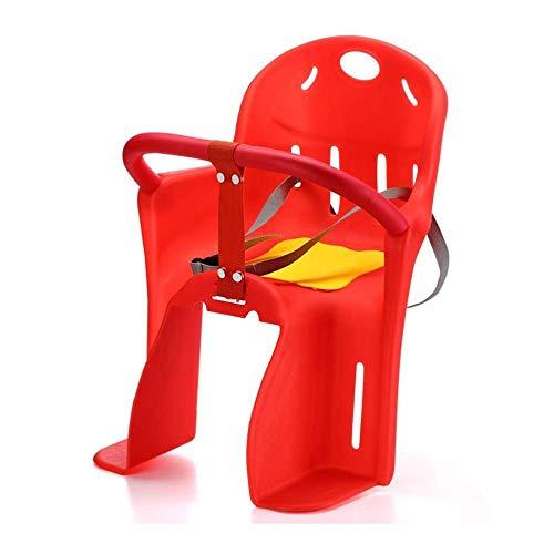 wangt fiets kinderzitje voor de voormontage, fiets kinderveilige stoel achterbank zadelkussen fiets-achterbankkussen met leuningpedaal