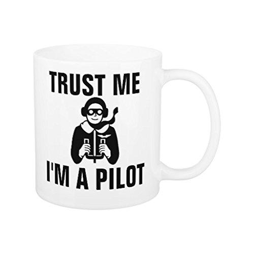 Simplyeo Regalos para piloto único...