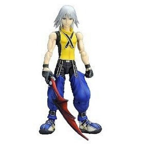KINGDOM HAERTS PLAY ARTS ACTION FIGURE RIKU