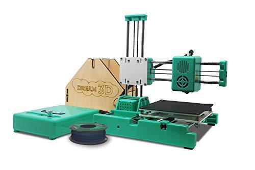Easythreed X2 mini 3D Printer with 1KG PLA holder + 1KG PLA (Colour variations) (1KG Black PLA)