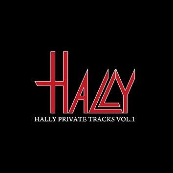 Hally Private Tracks Vol.1
