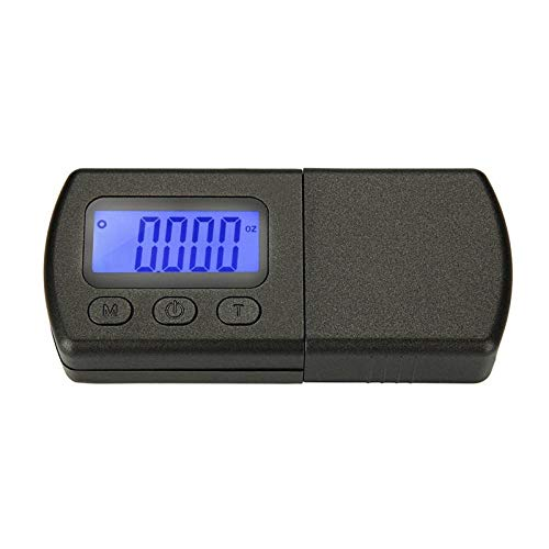 Mini draagbare weegschaal LCD digitale weegschaal Kleine mini elektronische sieradenweegschaal