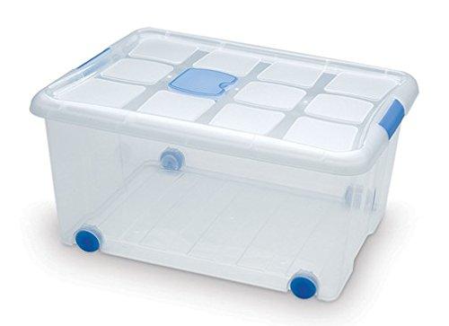 Plastic Forte - Caja de ordenación n 5 57 litros