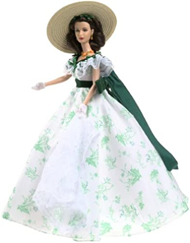 al precio mas bajo Mattel Barbie Coleccionables, Timeless Treasures Series  Scarlett O'Hara O'Hara O'Hara Gone with The Wind Bar – B – Que Doll  el mejor servicio post-venta
