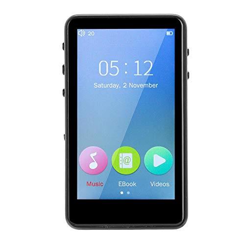 MP3-speler, 3.0inch IPS-scherm Bluetooth Muziek 1080P Video Movie Player E-book Voice Reading met wederzijdse kopieerfunctie