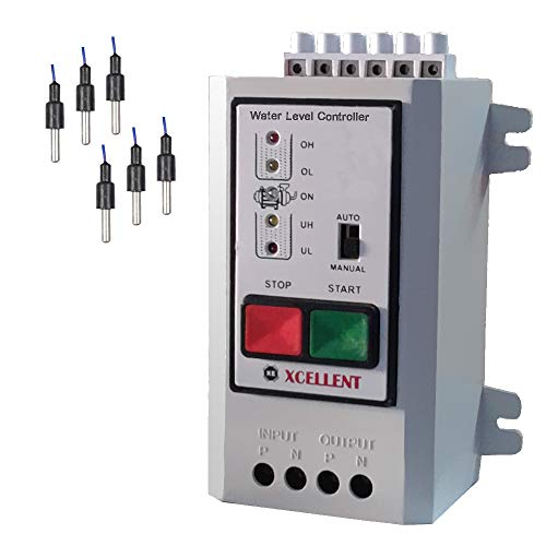 Microtail Fully Automatic Water Level Controller with Dry Run Protection …