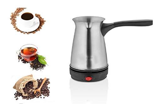 Bollitore elettrico 600w scalda bevande tisane the infusi caffettiera turca