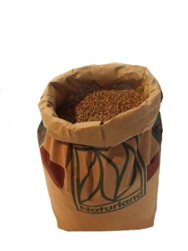 WIDU Bio Roggen 12,5 KG Getreidesack geeignet zum Backen Getreide