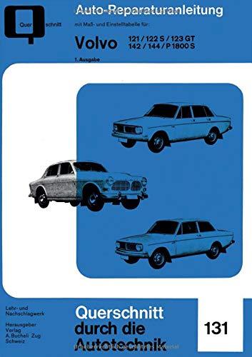 Auto-Reparaturanleitung, Nr. 131: Volvo