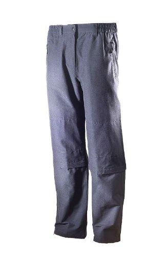 Hot Sportswear Damen Zipp Hose Bursa in Kurzgrößen (Größe/Farbe: 18 Kurzgröße (Normalgröße 36) - 49 Anthra)
