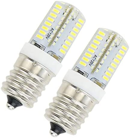 Lamsky E17 LED Bulb Dimmable Over Counter Microwave Oven Light Bulb 3 5 Watt Daylight White product image