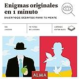 Enigmas originales en 1 minuto: 25 (Cuadrados de diversión)