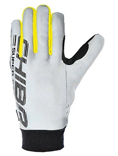 Chiba Pro Safety Handschuhe, Silber Reflex, M