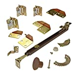 Johnson Prod. 1601218P 100% Full Access Folding Door Hardware Set