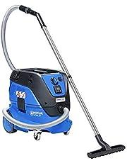 Nilfisk 107412103 Attix 33-2L IC, automatyczny system oczyszczania filtra, (1400 W, 230 V), niebieski