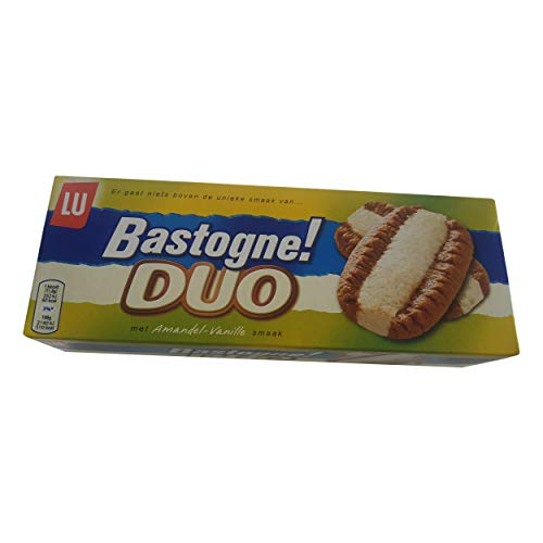 Lu Bastogne Duo Kekse mit Mandel und Vanille 260g