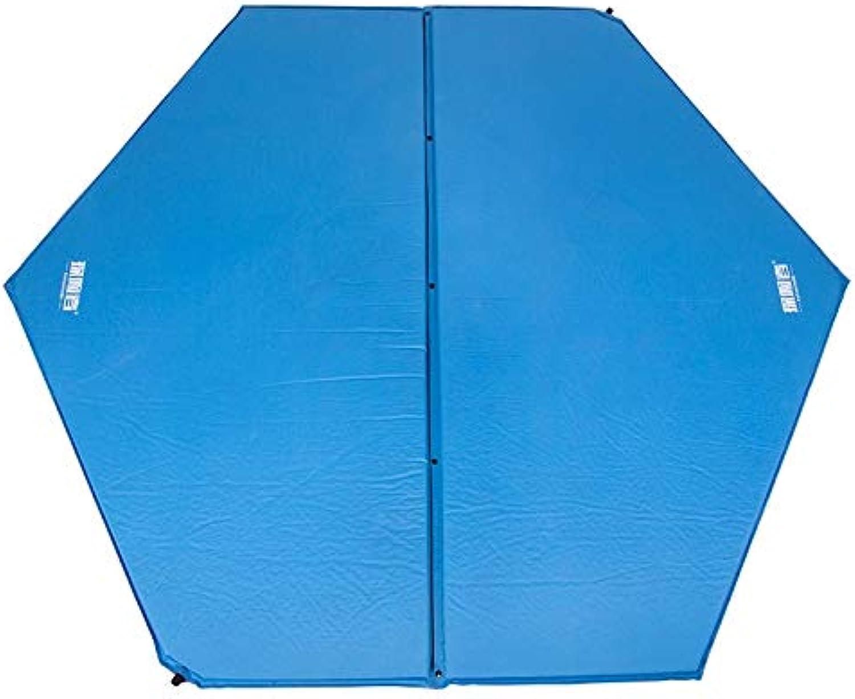 Amio Automatisches aufblasbares Kissen verbreiterte Verdickungsmatte Picknick Camping Zelt Zelt Zelt im Freien Schlafmatte Sechseck Luftbett B07QG9J1G7  Abgabepreis 23d71f
